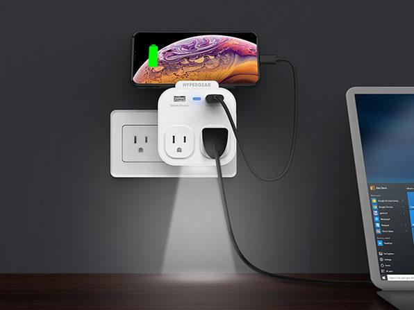 MacTrast Deals: HyperGear 3-in-1 Multi-Charger, Holder & Nightlight