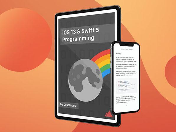 MacTrast Deals: iOS 13 & Swift 5 Programming eBook