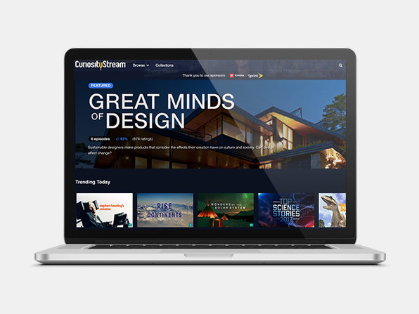 MacTrast Deals: CuriosityStream 2-Yr Subscription