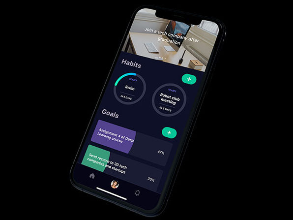 MacTrast Deals: Goals: The Habit & Goal Tracking App for High Achievers Working From Home
