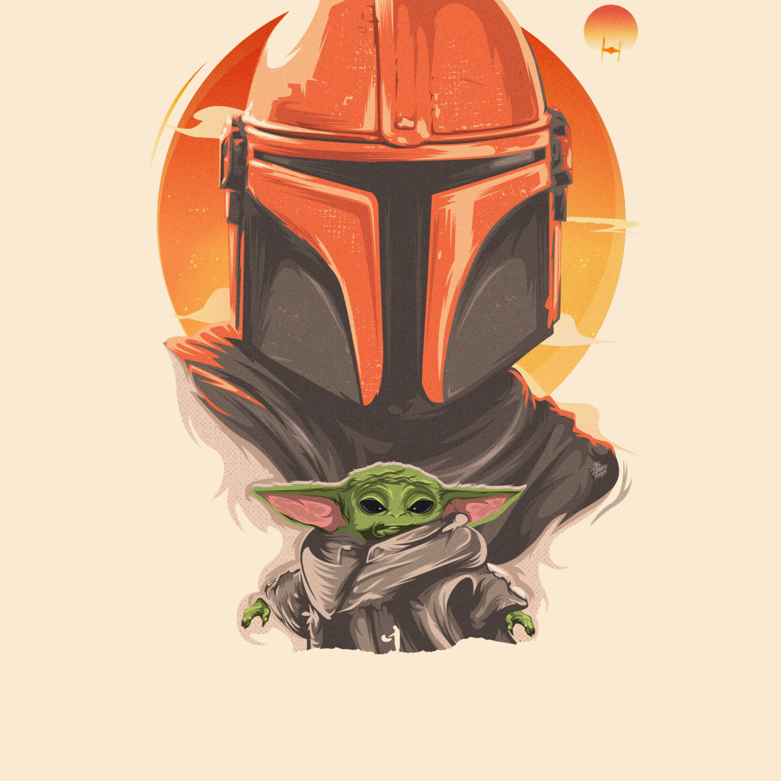 Wallpaper Weekends The Child Baby Yoda Wallpapers For Iphone And Ipad