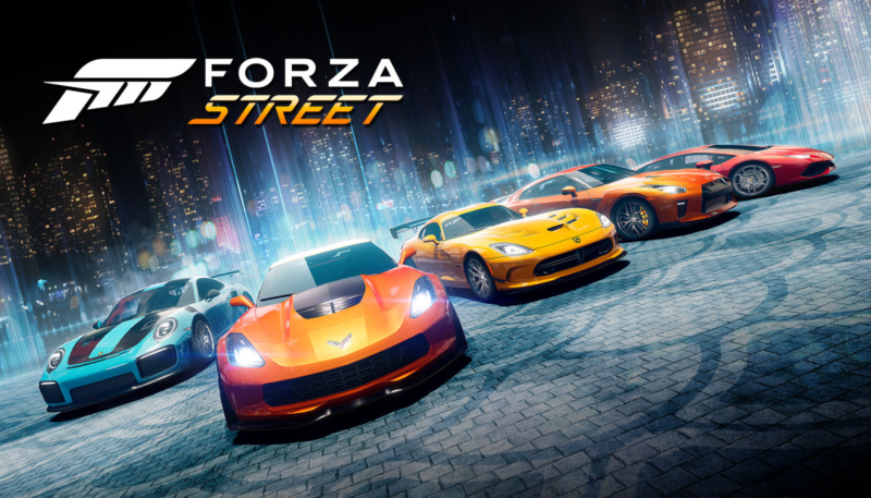 Forza Street Speeds Onto iOS and Android Devices on May 5