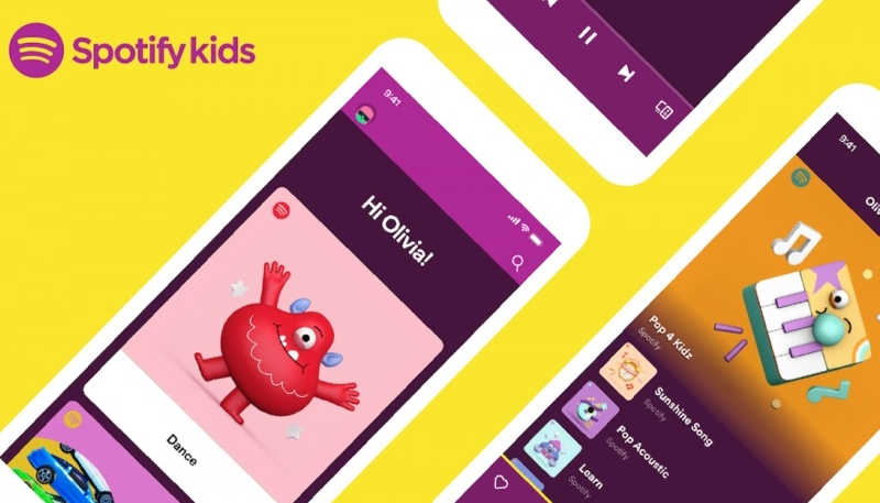 Spotify Kids App Now Available in United States, Canada, and France