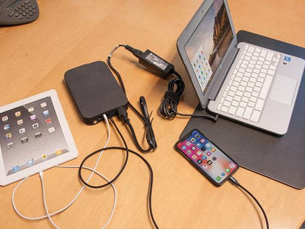 MacTrast Deals: CORE Power AC/USB 27,000mAh Portable Laptop Charger