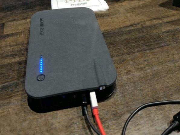 CORE Power AC/USB 27,000mAh Portable Laptop Charger