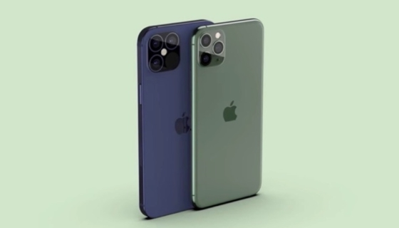 alleged iPhone 12 Pro Max Design