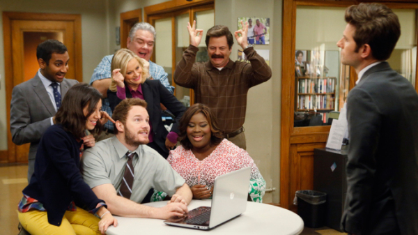 'Parks and Recreation' Reunion Special Shot Entirely on the iPhone