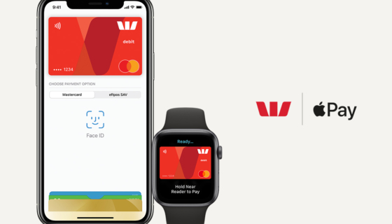 Westpac Apple Pay