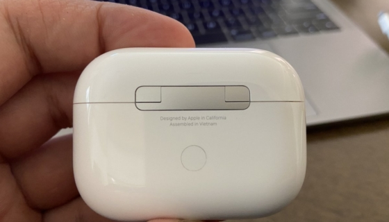 AirPods Case - Made in Vietnam