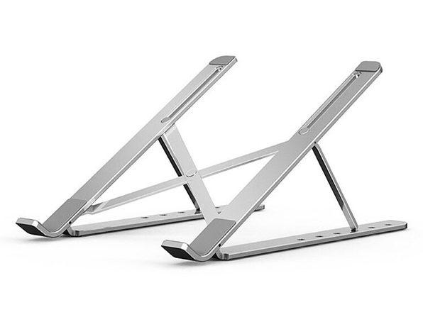 MacTrast Deals: Aluminum Portable Foldable Laptop Stand
