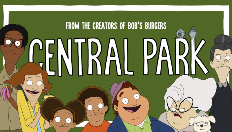 First Two Episodes of 'Central Park' Now Available on Apple TV+