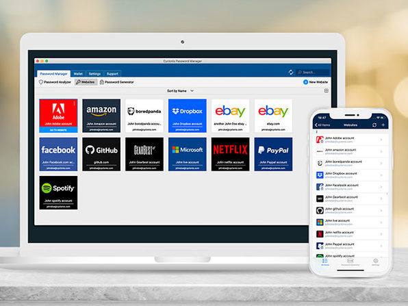 MacTrast Deals: Cyclonis Password Manager for Unlimited Devices
