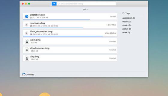 Folx Pro Downloaded for Mac