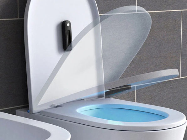 MacTrast Deals: Mini UV-C Sterilizer Light for Toilets & Trash Cans