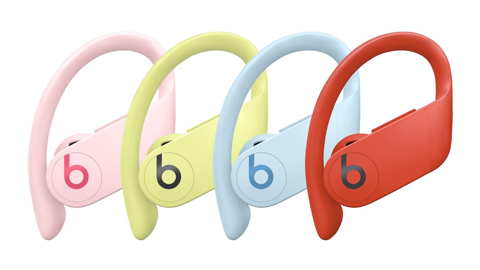Powerbeats Pro new colors