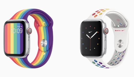 Pride Apple Watch Sport Bands