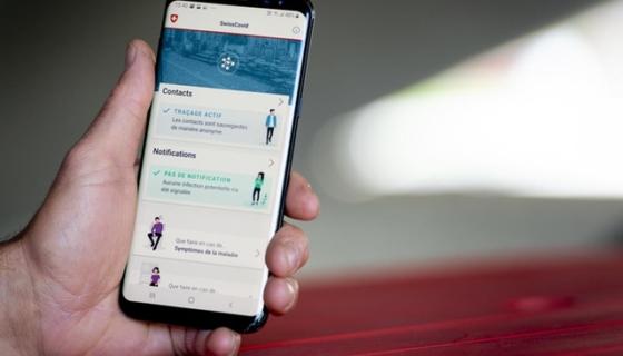 Swiss COVID-19 App