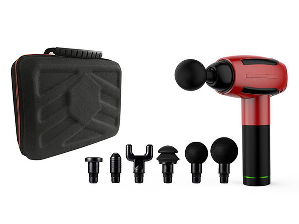 MacTrast Deals: ZTECH Percussion Massage Gun