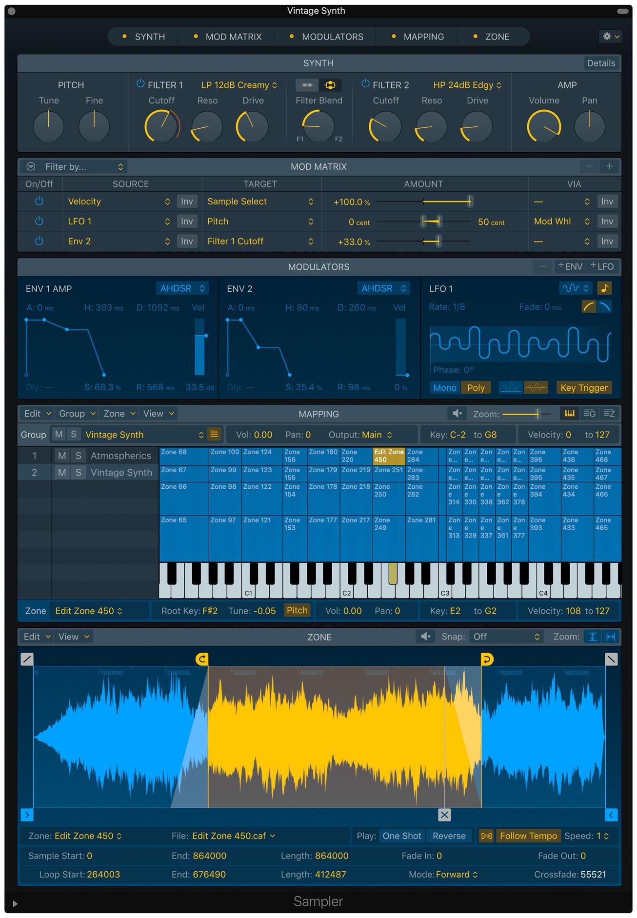 Logic Pro X 10.5