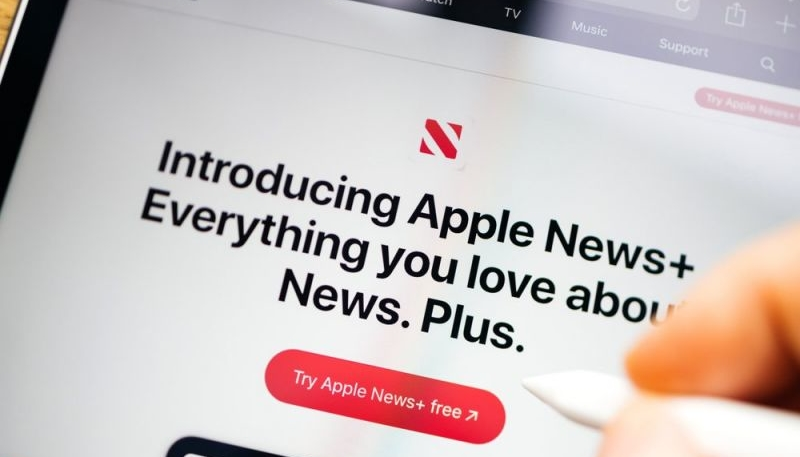 Wall Street Journal to Stick With Apple News+ as It Brings a 'Significantly New Audience'