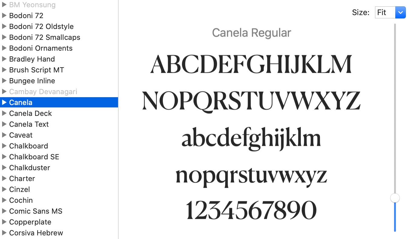 New Free Fonts Are Available in macOS Catalina - Here's How to Download & Install Them