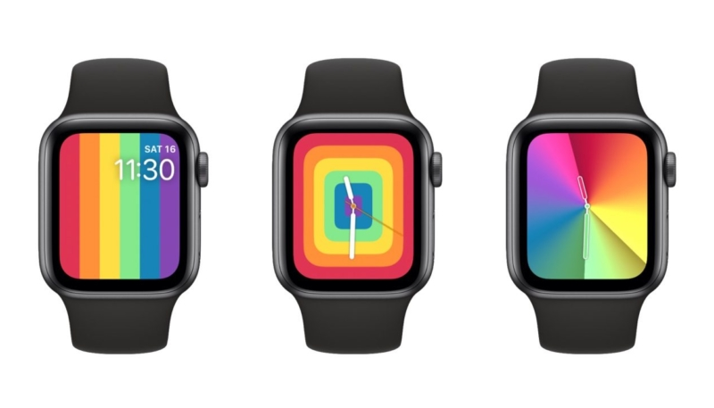 Apple Releases watchOS 6.2.5 With ECG App in Saudi Arabia, But New Pride Watch Faces Are Missing