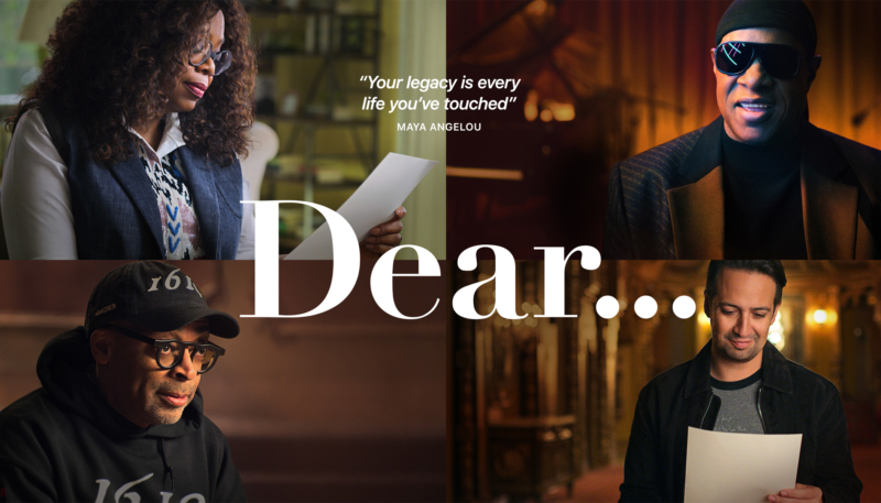 """New Apple TV+ Biographical Documentary Series, """"Dear…"""" Inspired by Apple Watch Ad"""