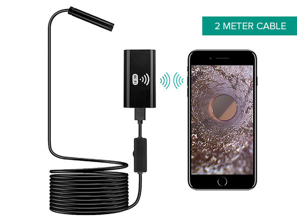 MacTrast Deals: Sinji Flexible Borescope Camera for Android & iOS