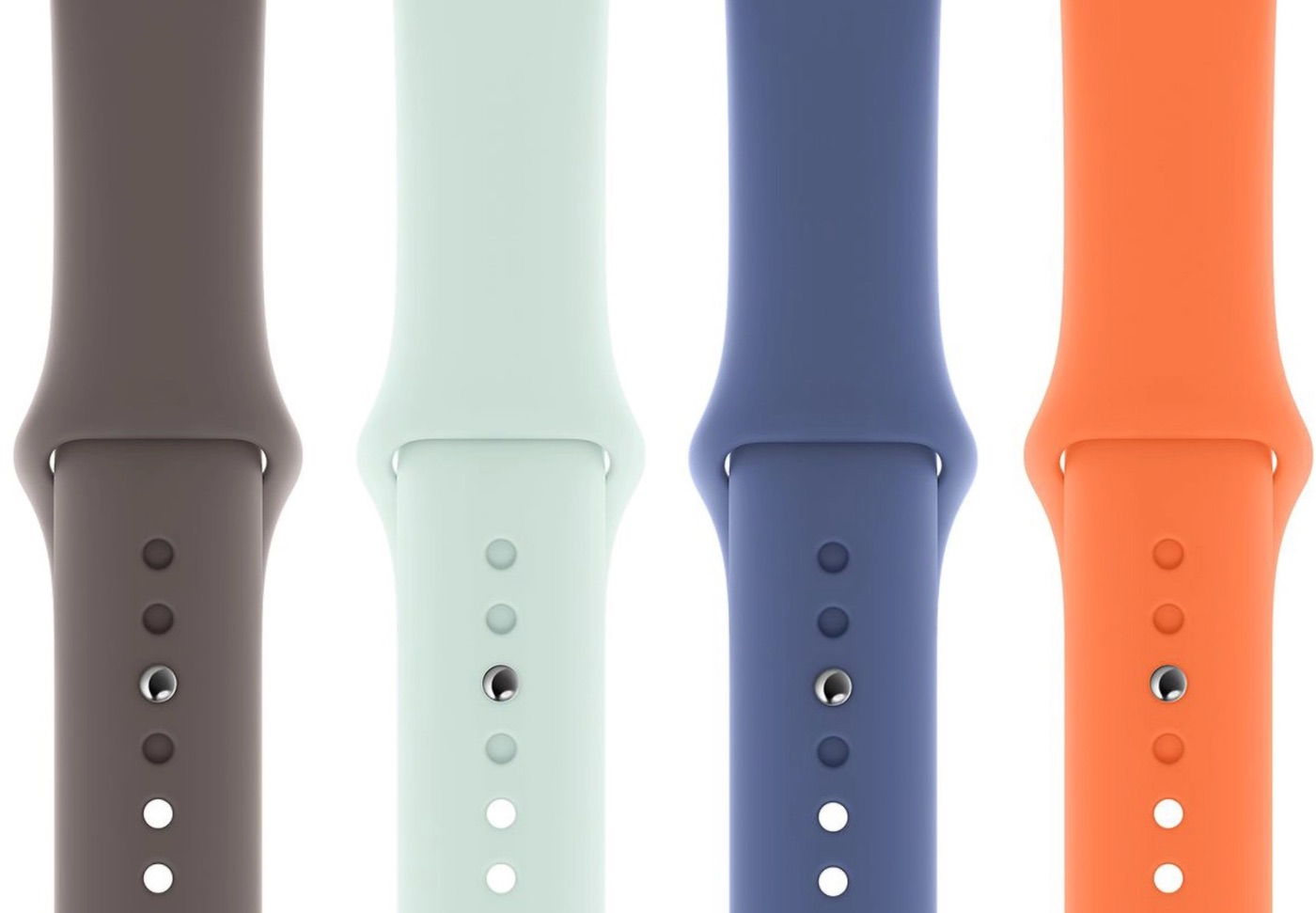 New Apple Watch Sport Bands