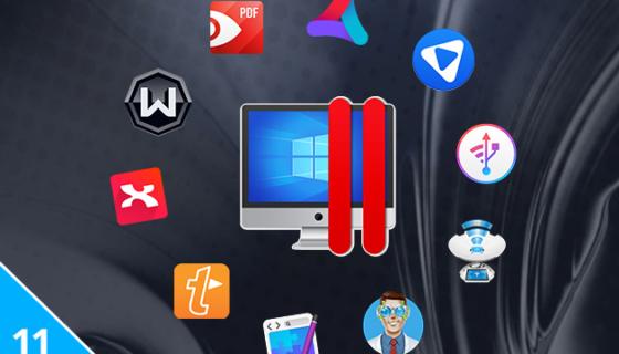 Parallels Mac Bundle