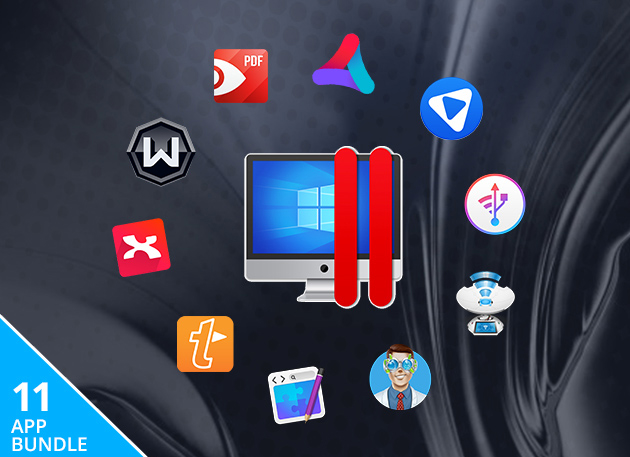 MacTrast Deals: The Limited Edition Mac Bundle Ft. Parallels Desktop