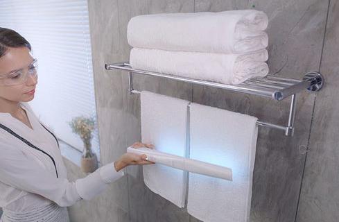 UV-C LED Light Sterilizing Wand