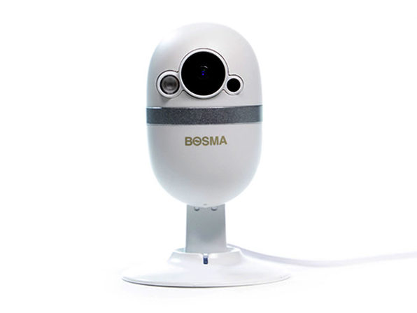 MacTrast Deals: CapsuleCam: WDR Security Camera with Starlight Vision Tech