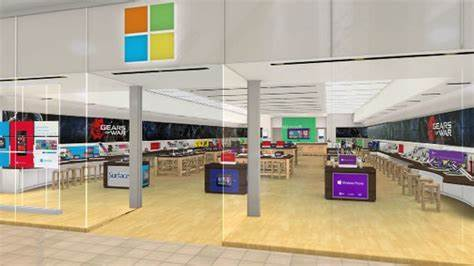 Worldwide Microsoft Stores Chain to Close Permanently