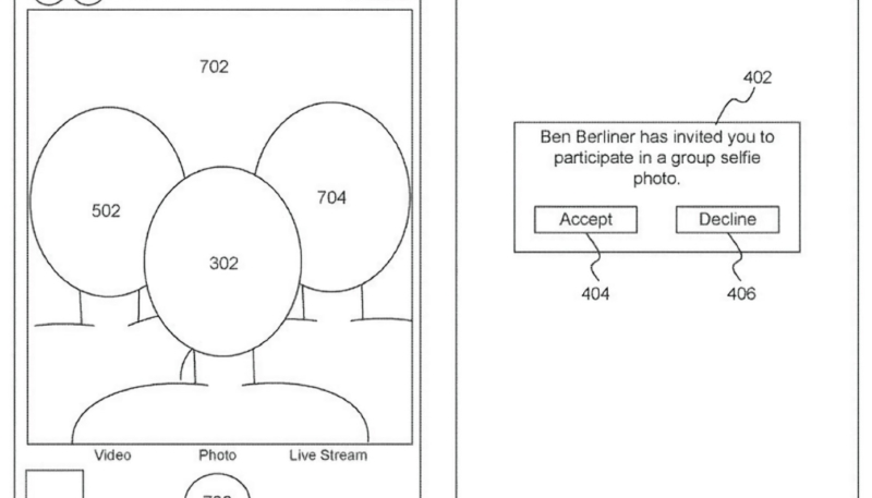 New Apple Patent Covers Social Distancing-Friendly 'Synthetic Group Selfies'