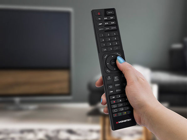 MacTrast Deal: Monster 6-in-1 Universal Remote Control