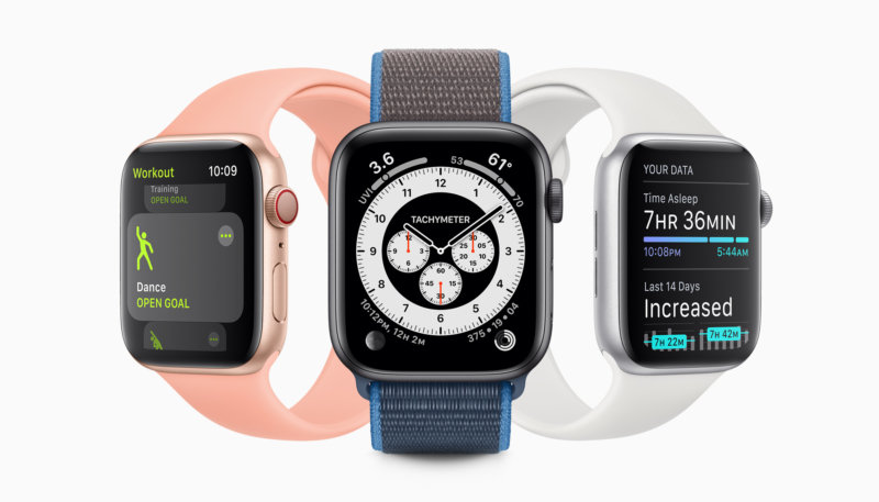 Apple Seeds Third Betas of watchOS 7 & tvOS 14 to Developers