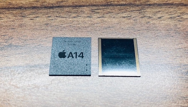 New Photos Show Apple A14 RAM Component to be Used in iPhone 12