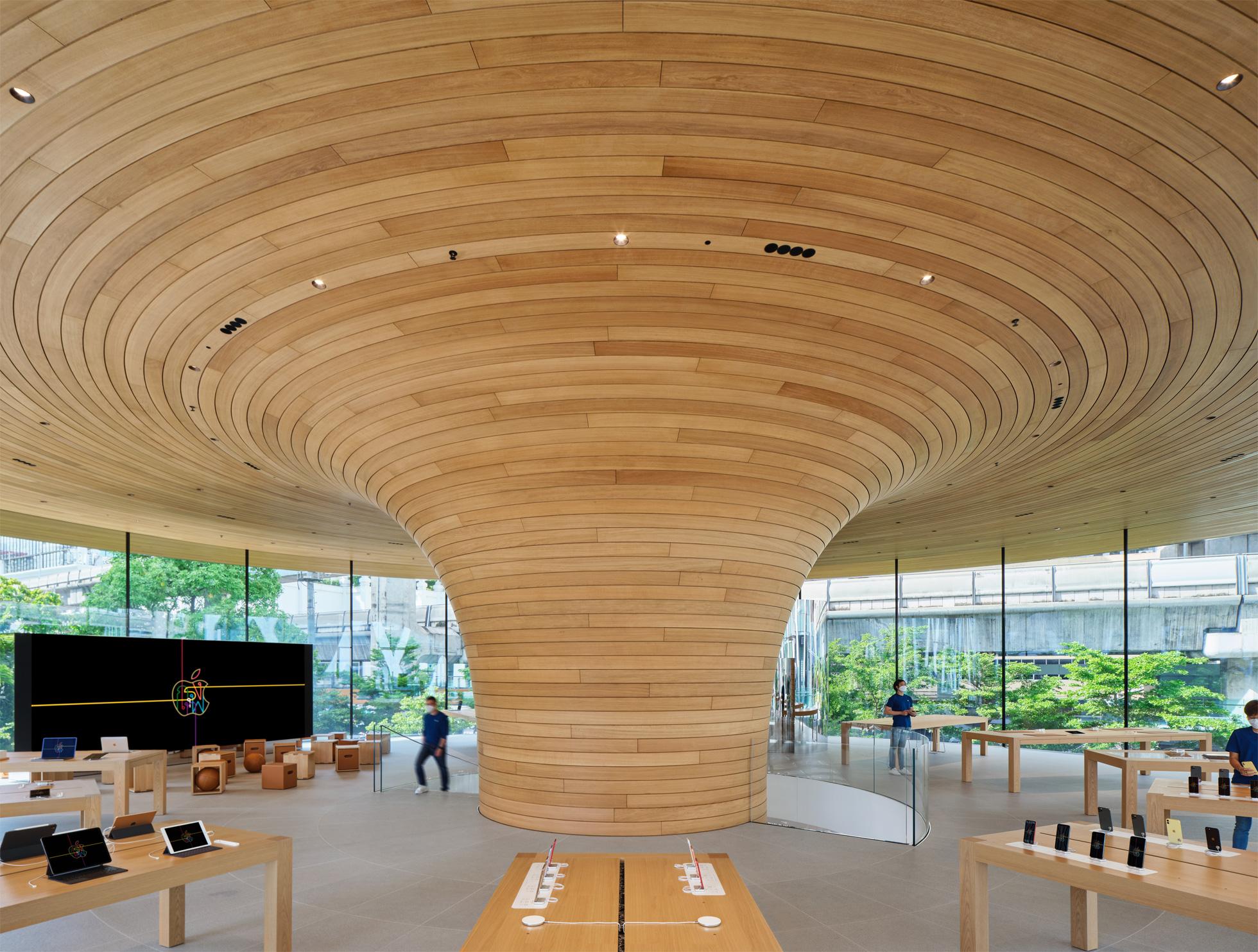 Apple Central World - Bangkok