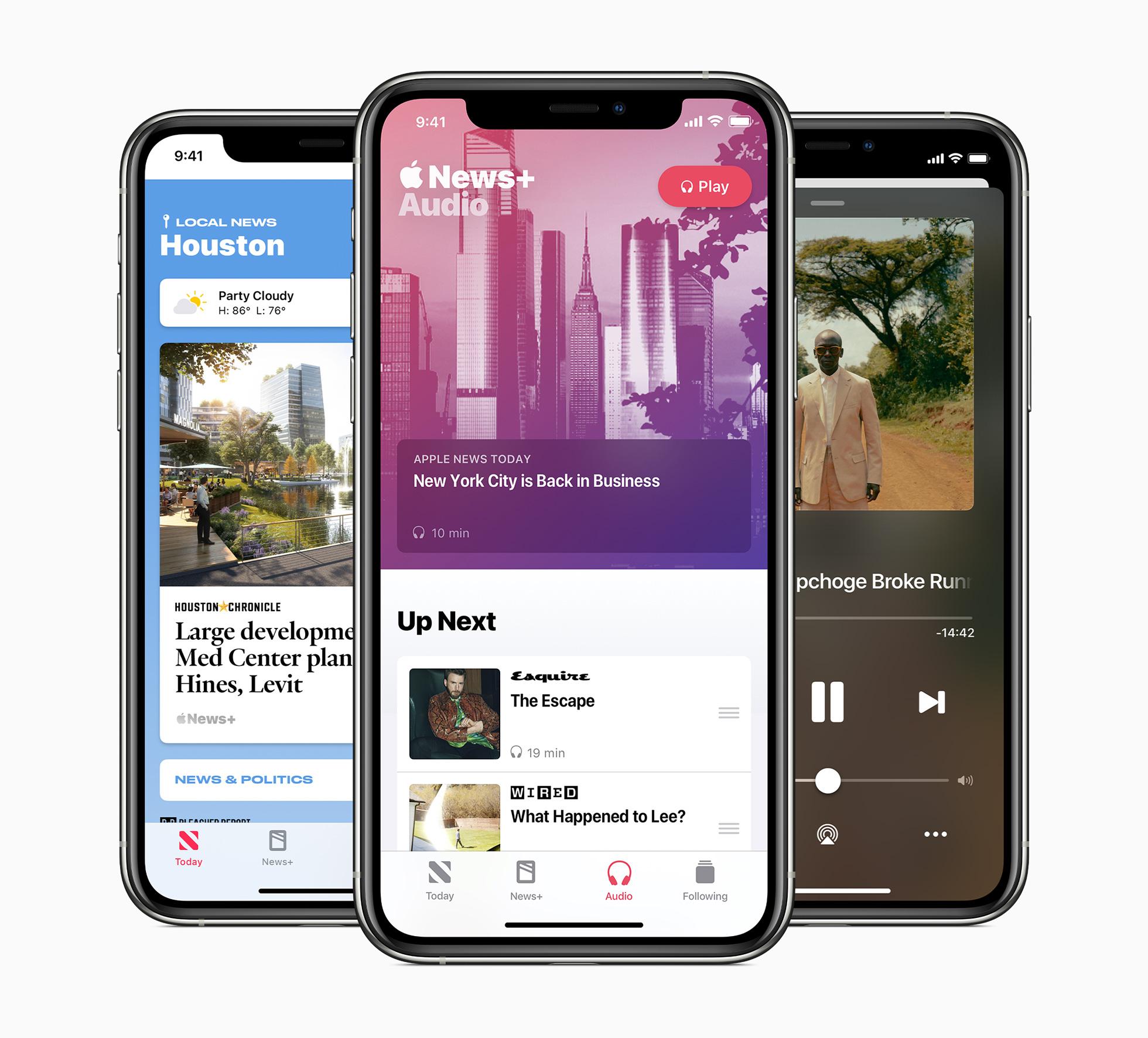 Apple News July 2020 Update