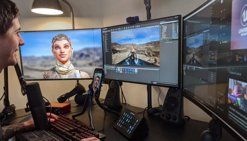 Developers Can Now Capture Facial Expressions for Use in Epic Games' Unreal Engine Thanks to New iOS App