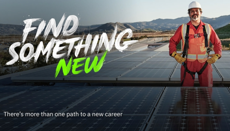 Apple Joins White House, Ad Council, Others to Launch Launch 'Find Something New' Website to Promote New Career Paths