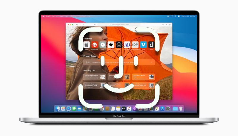 macOS Big Sur Code Suggests Face ID Feature for Future Macs