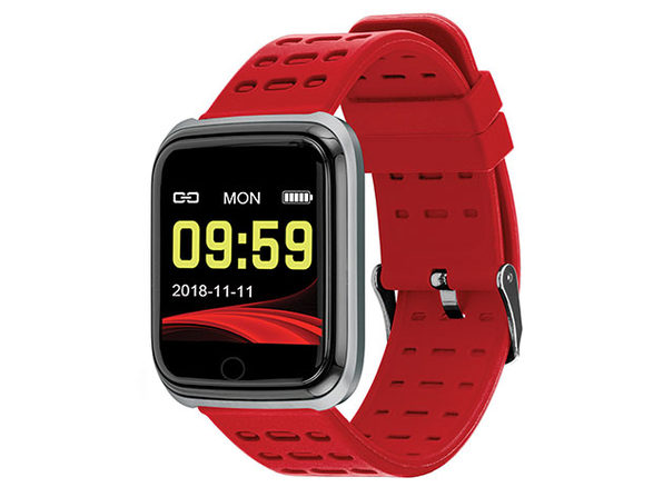 Slide Fitness Smart Watch