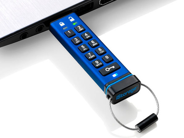 MacTrast Deals: datAshur® PRO 256-bit Encrypted USB 3.0 Flash Drive