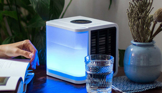 evaLIGHT Plus Personal Air Cooler