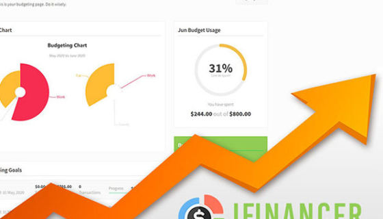 iFinancer Income & Expense Tracker