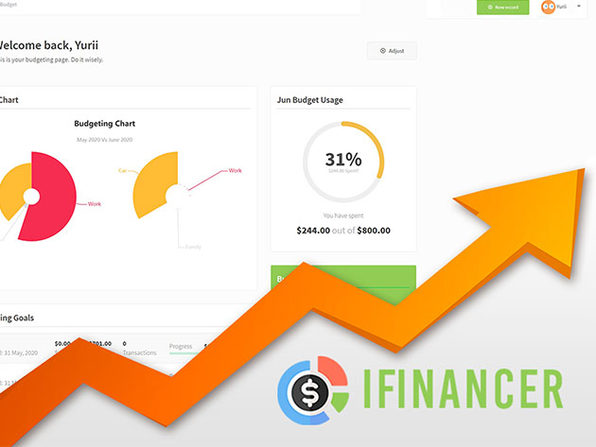 MacTrast Deals: iFinancer Income & Expense Tracker