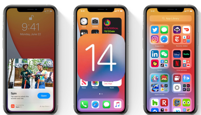 Apple's iOS 14.0.1 Release Fixes Bug in Default Mail and Browser Support, More