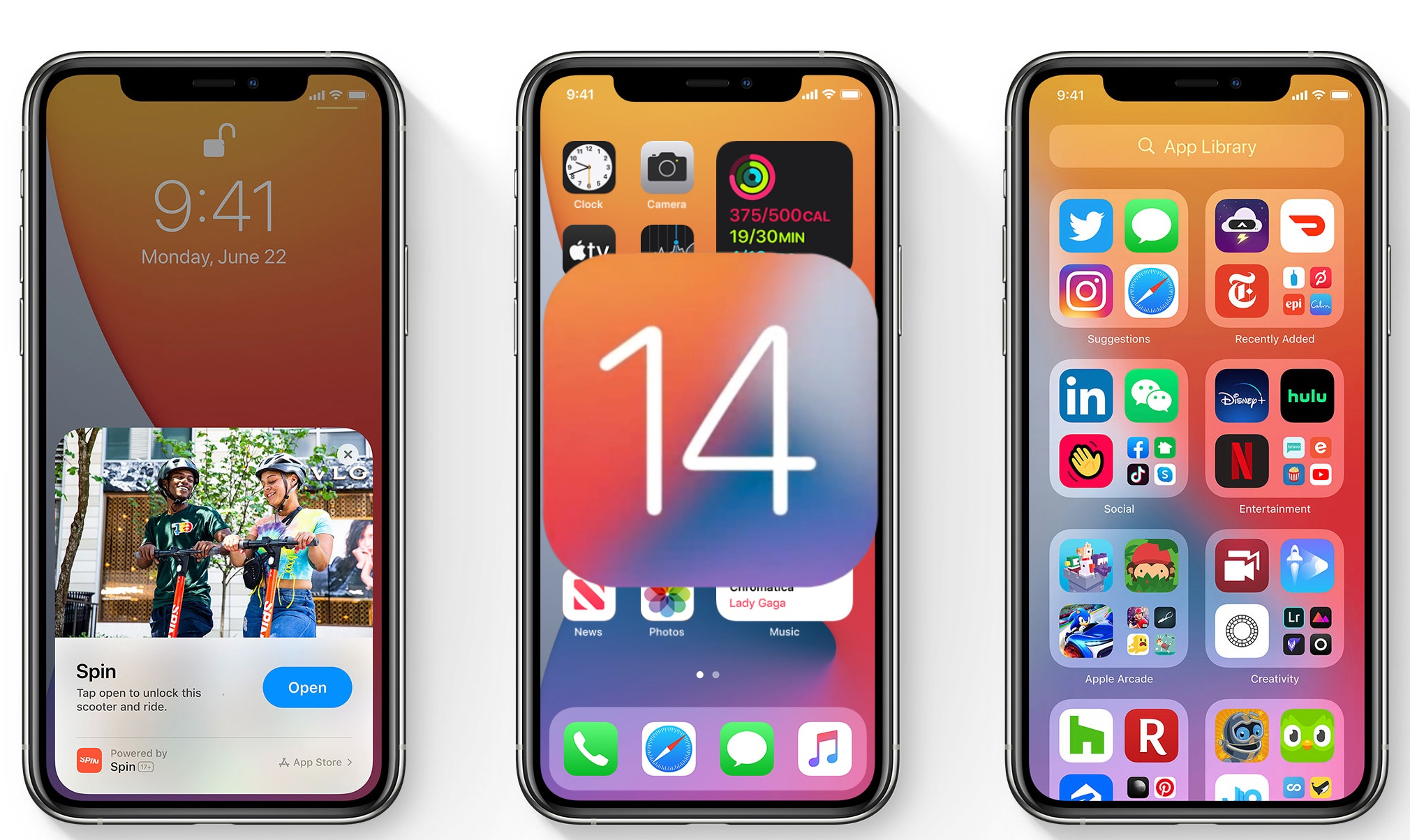 iOS 14 Preview